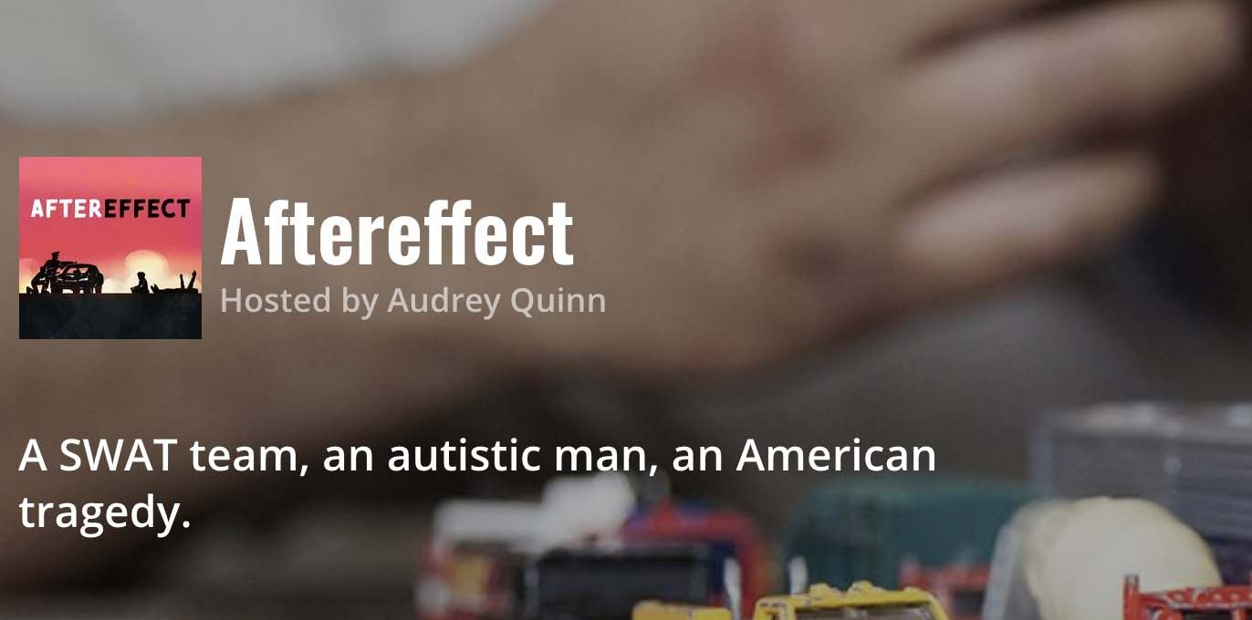 Aftereffect Hosted by Audrey Quinn