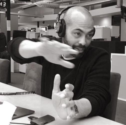 Stephen Hoffman, Reporter / Producer